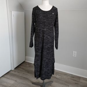 Obey | knit midi dress